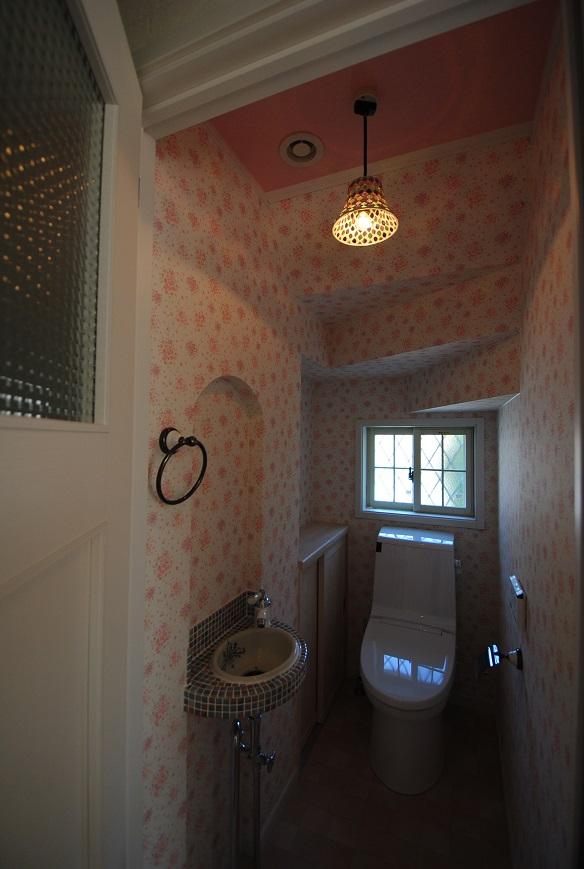 Y様邸 1391 トイレ