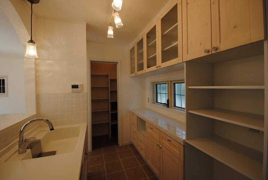 Y様邸 1393 キッチン