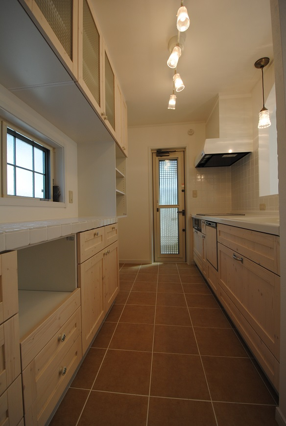 Y様邸 1394 キッチン