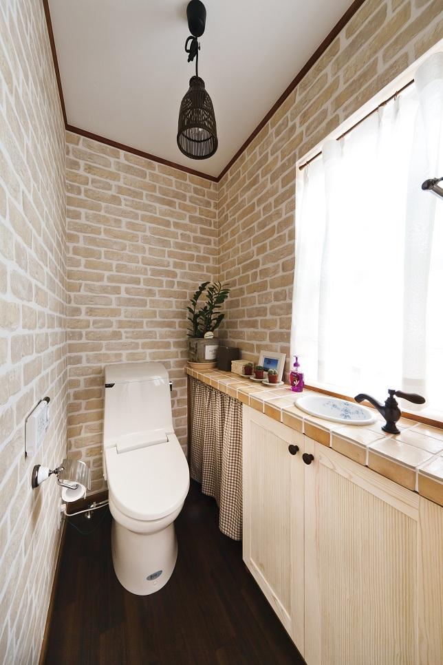 A様邸 478 トイレ
