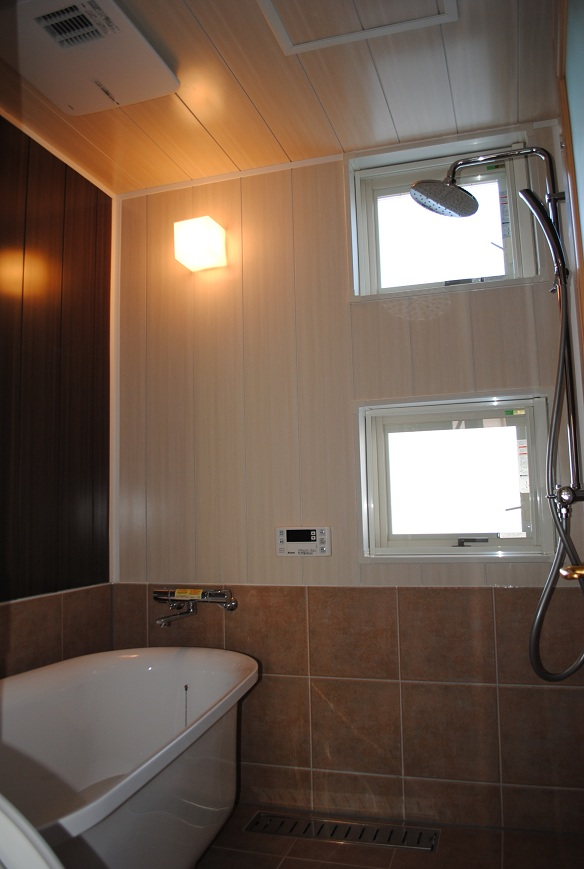 A様邸 481 バスルーム