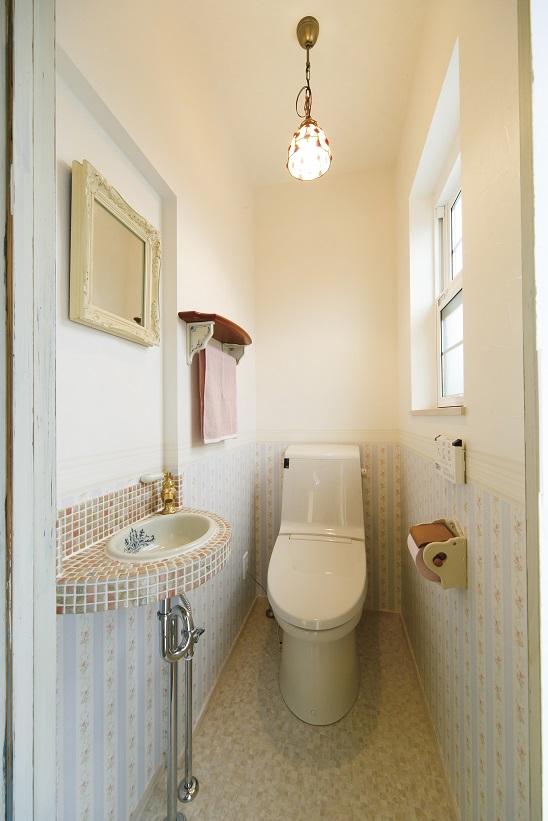 Y様邸 1618 トイレ