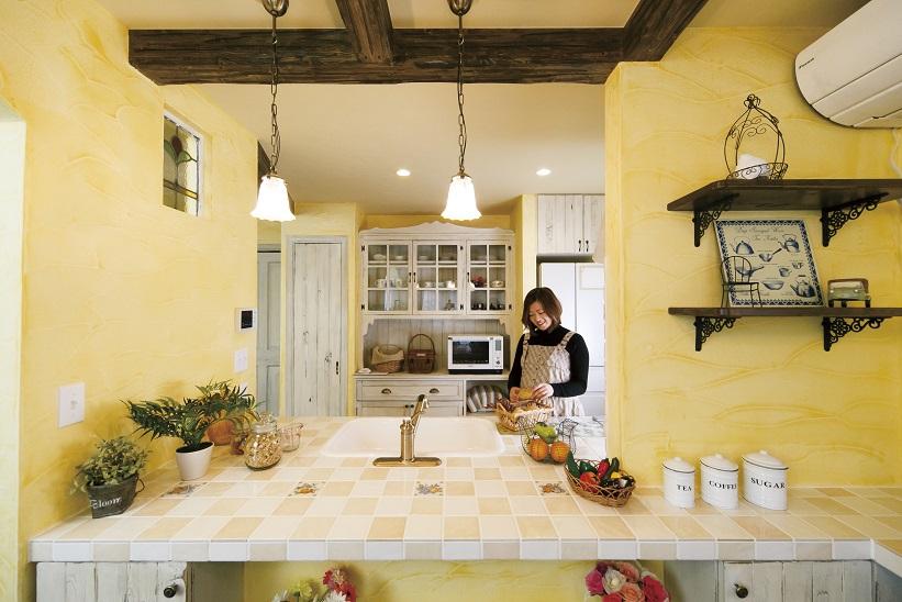Y様邸 1632 キッチン