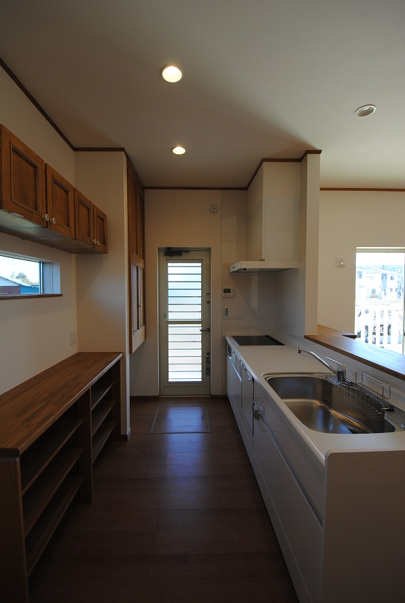 Y様邸 1369 キッチン