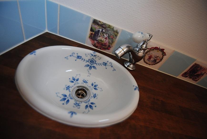 O様邸 1774 トイレ