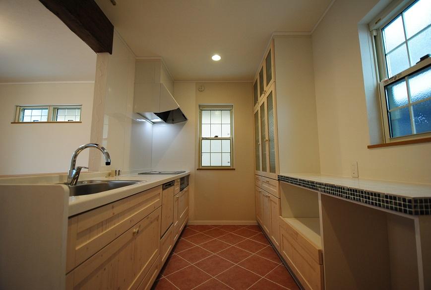 H様邸 1354 キッチン