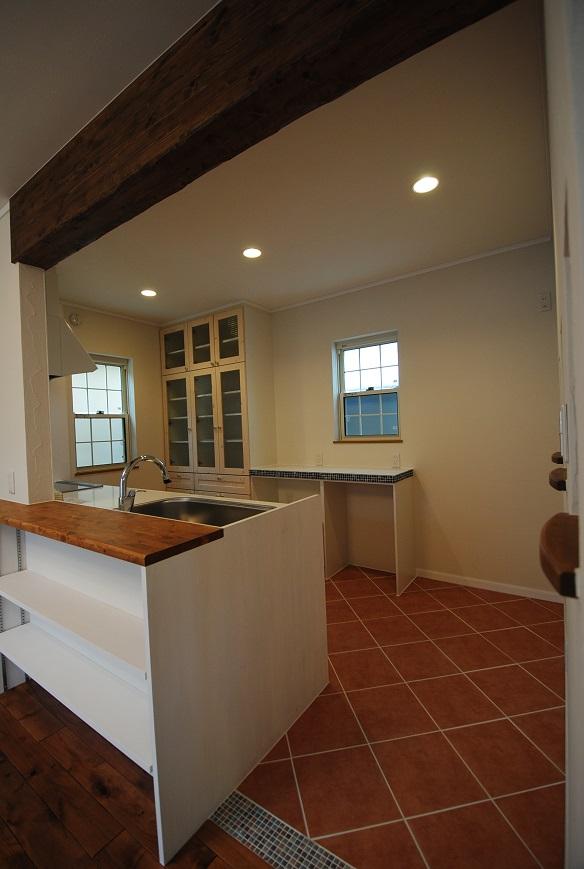 H様邸 1356 キッチン