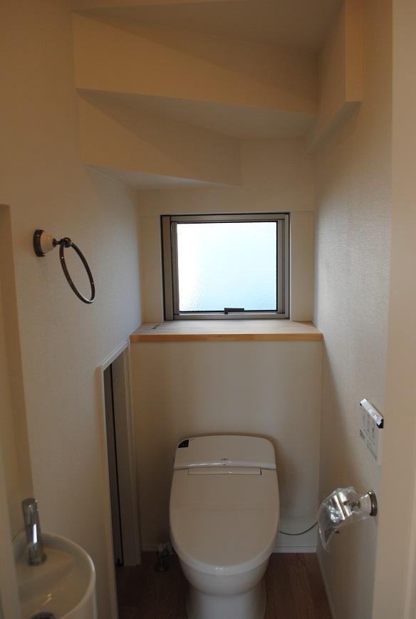 M様邸 1634 トイレ