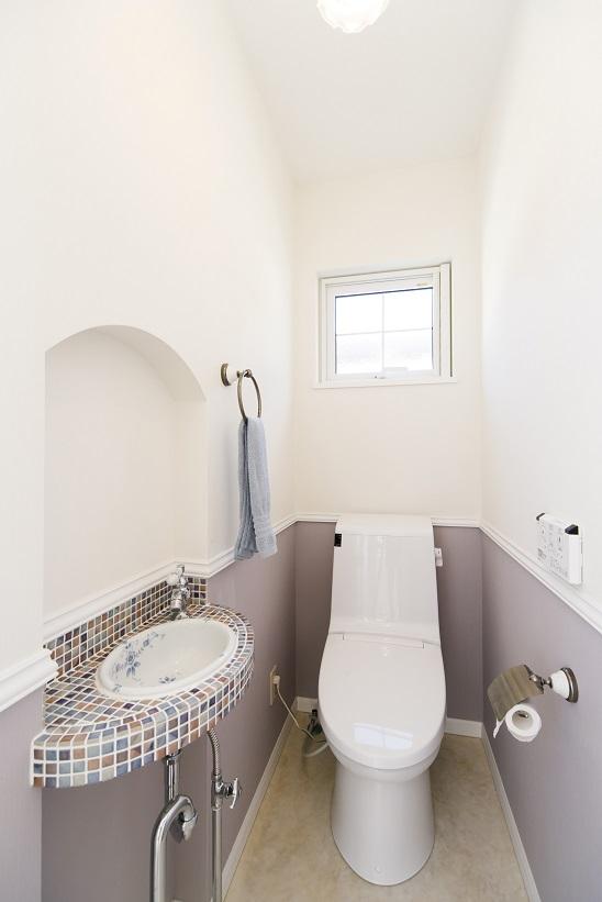 K様邸 1282 トイレ