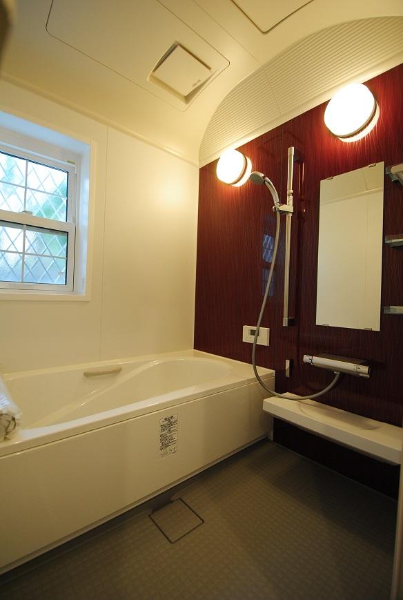 S様邸 1331 バスルーム