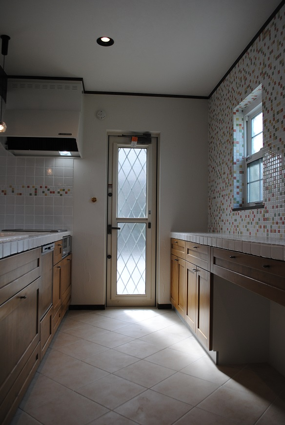 Y様邸 1241 キッチン