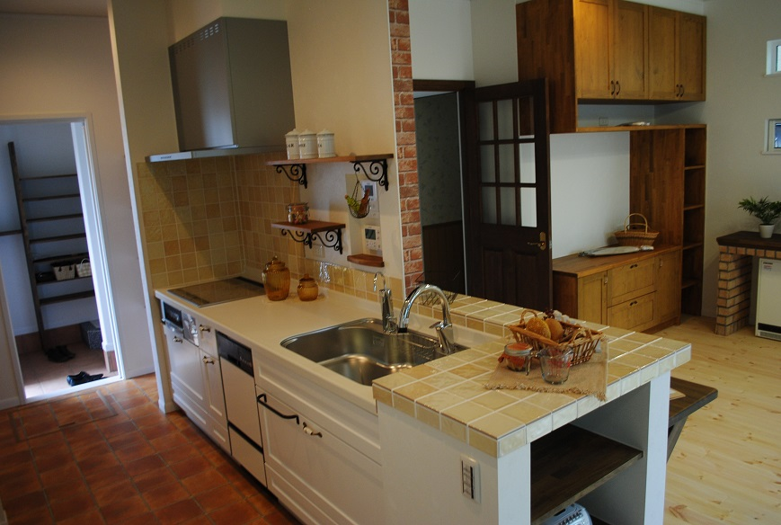 Y様邸 1746 キッチン