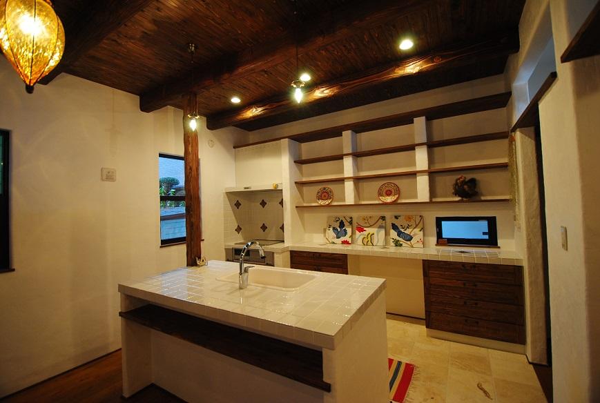 K様邸 1810 キッチン