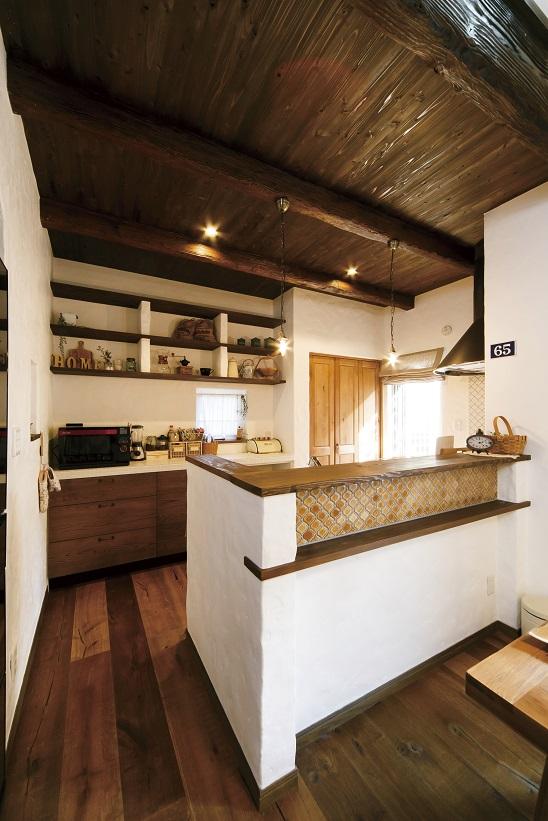 Y様邸 1766 キッチン