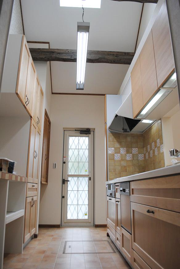 Ⅰ様邸 1052 キッチン