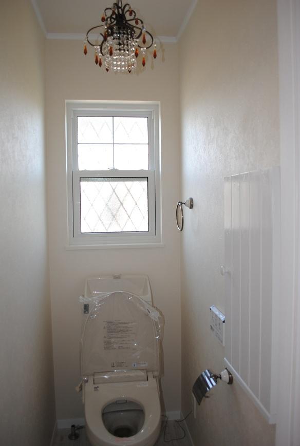 T様邸 805 トイレ