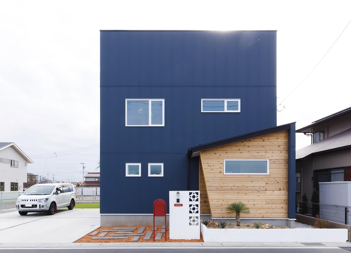 東松山市S様邸 西海岸スタイルのお家