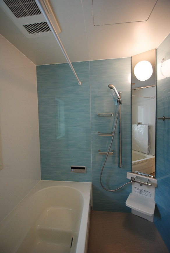 H様邸 1348 バスルーム