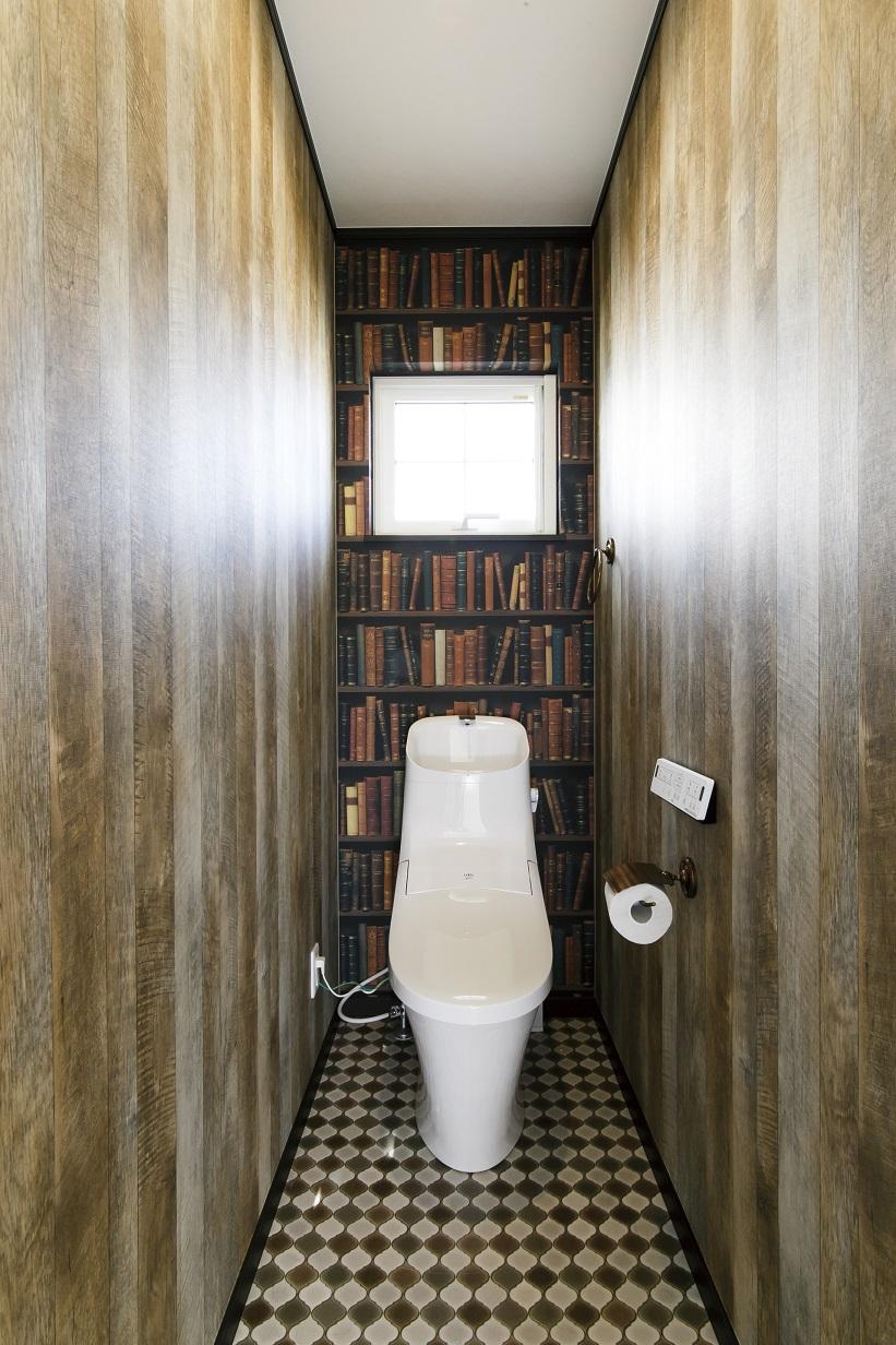 S様邸 1948 トイレ