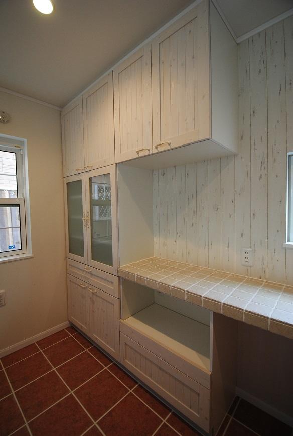 T様邸 1655 キッチン