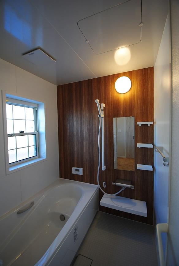 H様邸 1663 バスルーム
