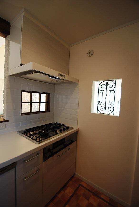 H様邸 1669 キッチン