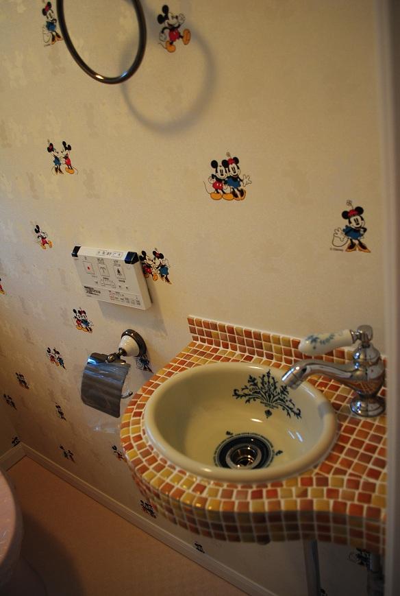 S様邸 829 トイレ