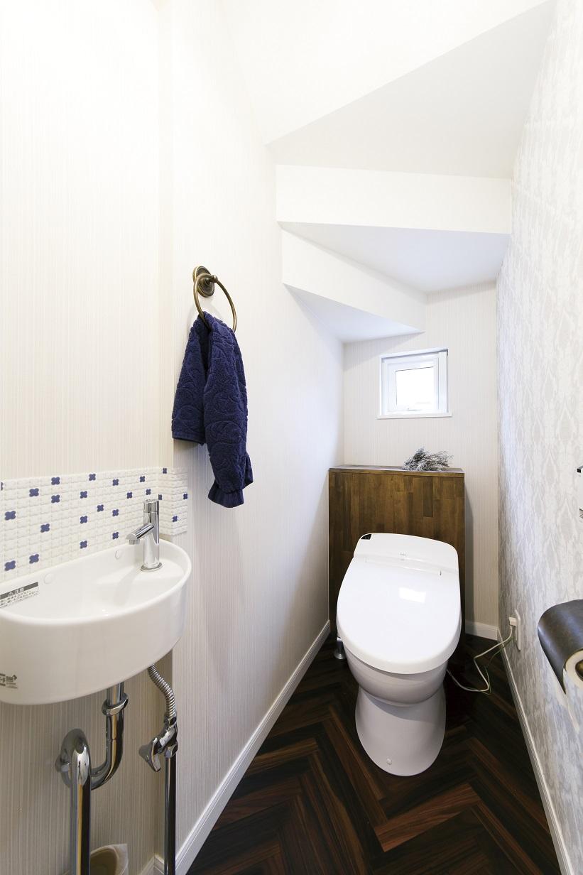 T様邸 3717 トイレ