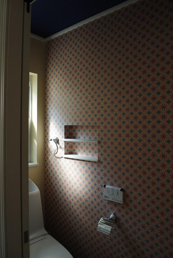 Y様邸 1735 トイレ