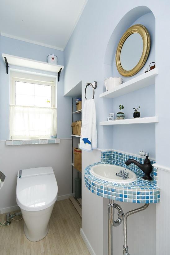 Ⅰ様邸 1063 トイレ